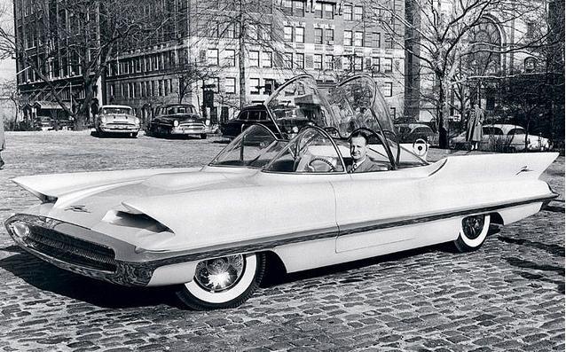 lincoln futura batmobile 1966
