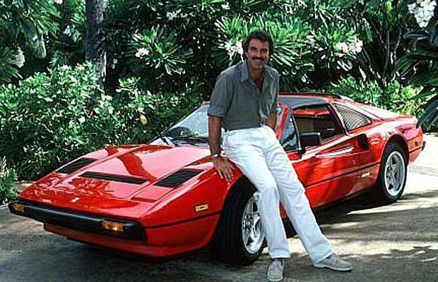 magnum_PI Ferrari