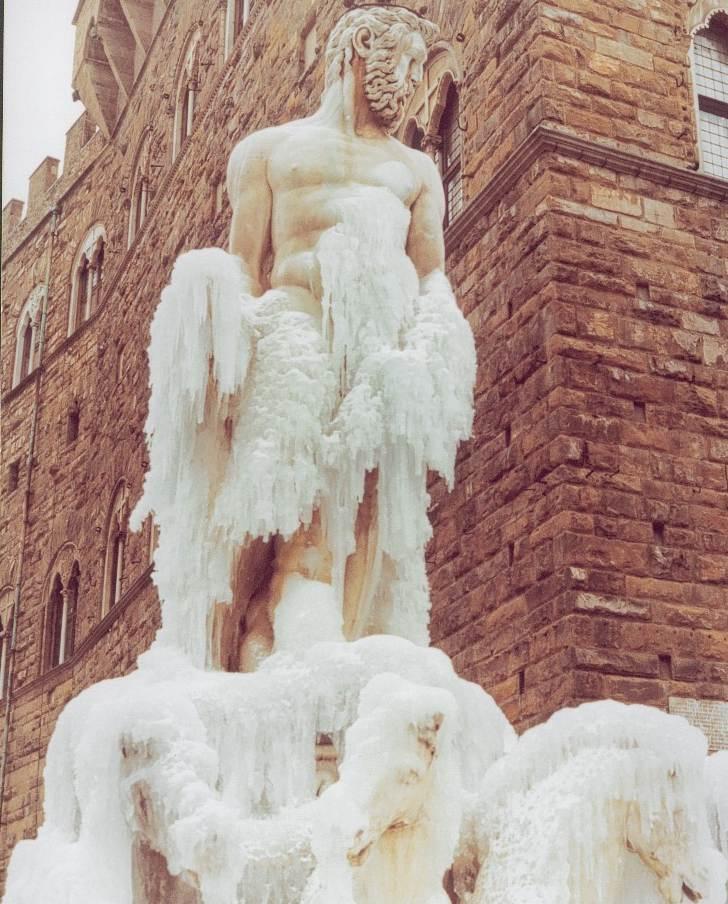 nettuno ghiacciato freddo 1985