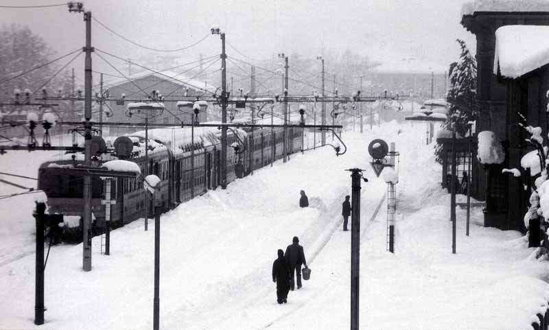 nevicata gennaio 1985 record ondata di freddo