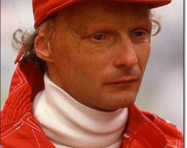 Morto NIKI LAUDA (1949/2019) uno dei più grandi piloti di Formula 1 della storia