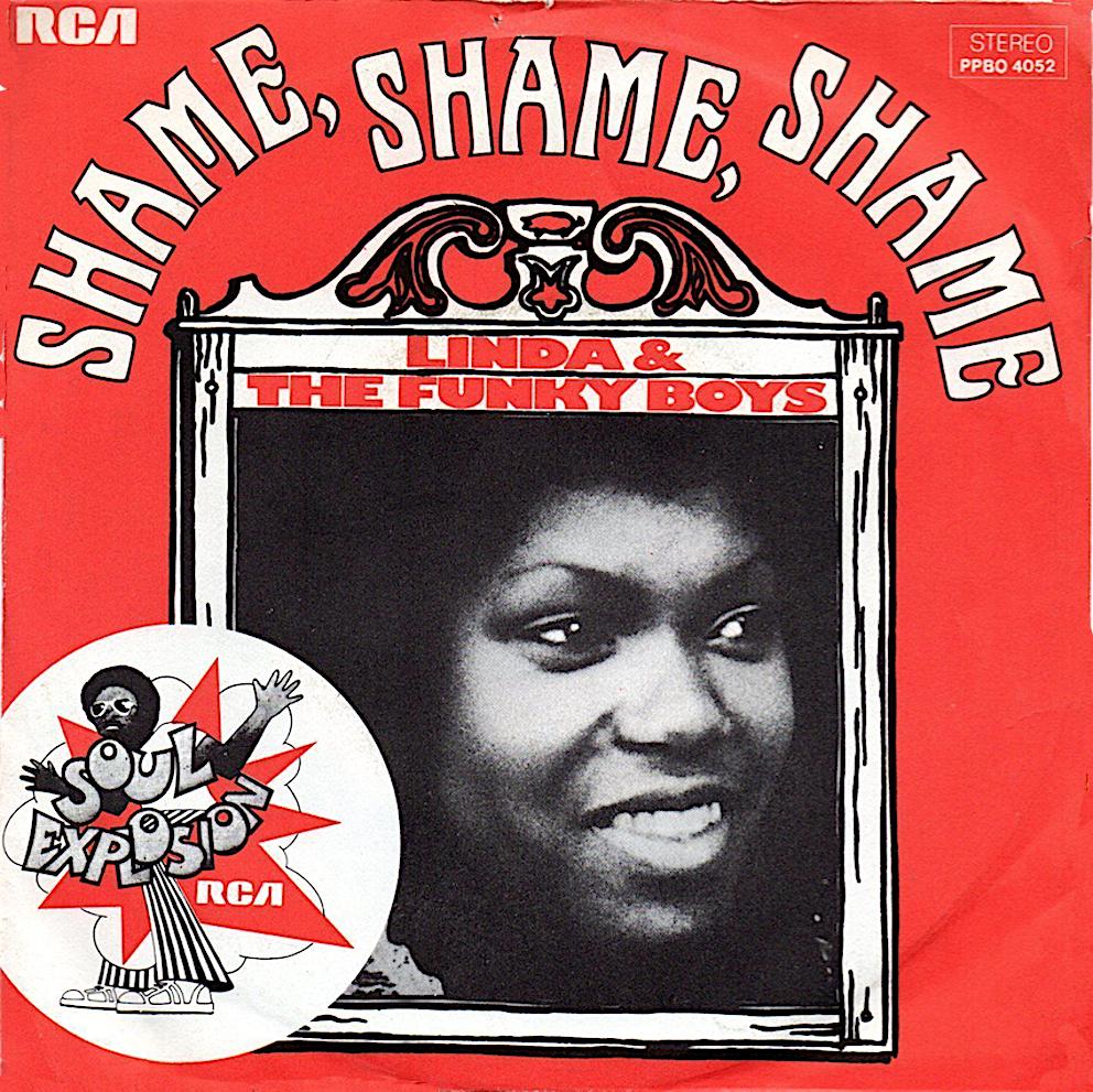 Izabella - Shame Shame Shame
