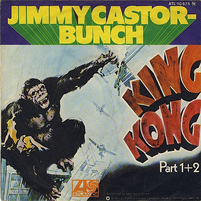 the-jimmy-castor-bunch-king-kong-part-i-atlantic-copertina