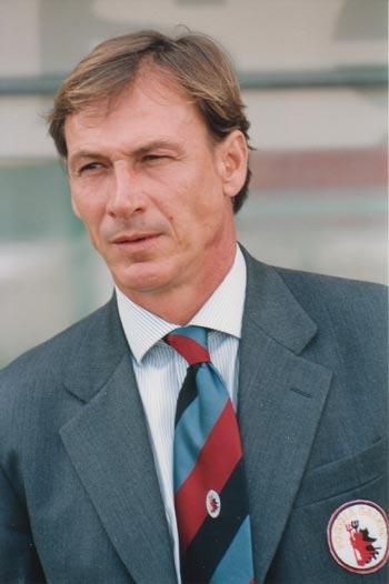 zeman giovane foggia campionato 1991
