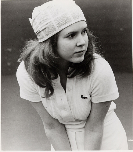 Carrie Fischer bambina