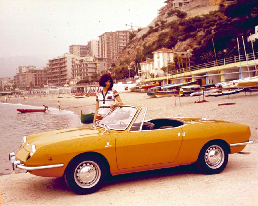 fiat 850 berlina coup spider auto d 39 epoca anni 70. Black Bedroom Furniture Sets. Home Design Ideas