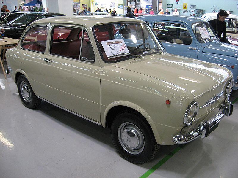 FIAT 850 1 SERIE