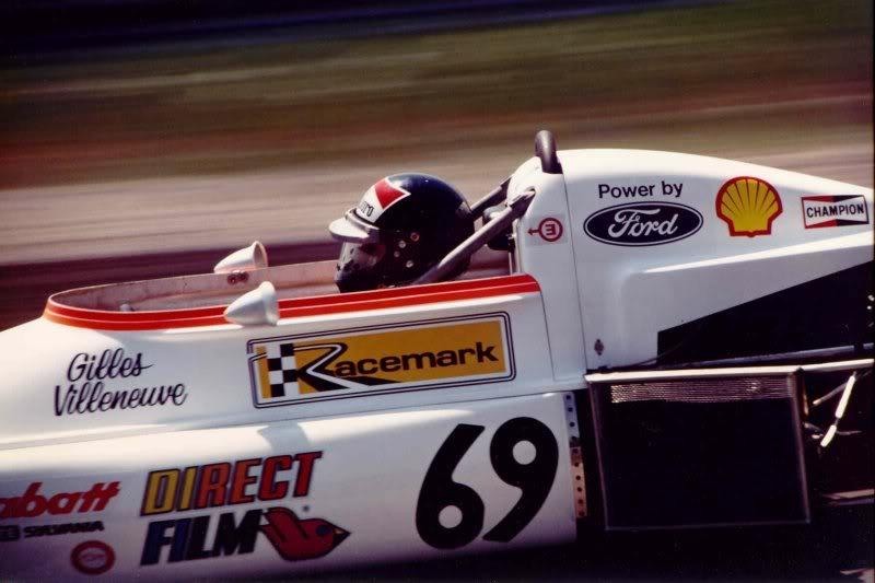 Gilles 77b March-FormulaAtlantic-Mosport-