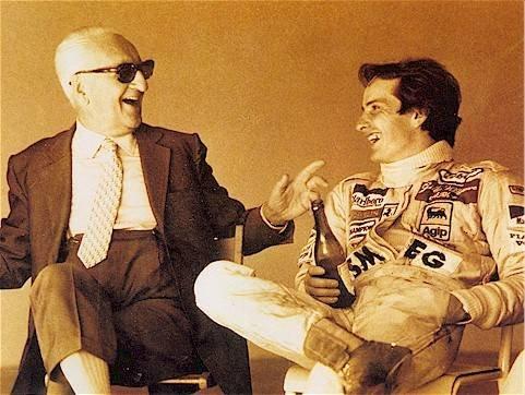 Gilles e Enzo