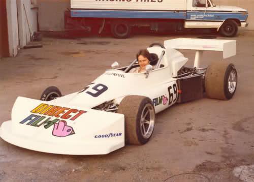 Gilles Villeneuve - March 76B