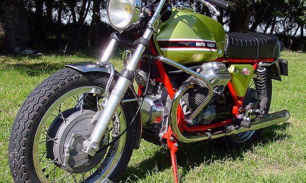 MOTO GUZZI V7 SPORT – (1971/1976) – Italia