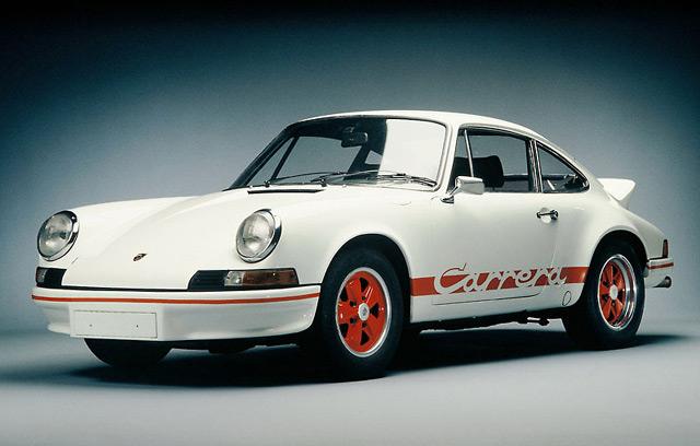 Porsche 911 Carrera RS del 1973