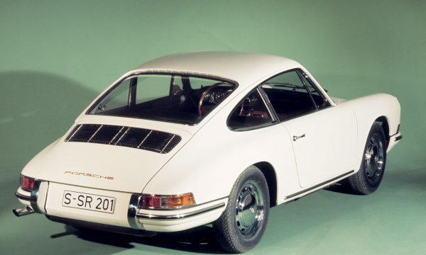 La Storia dell'Auto: PORSCHE 911