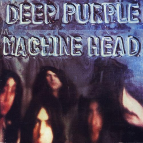 deep purple smoke on the water machine head copertina