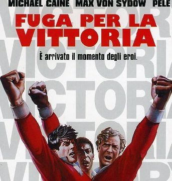FUGA PER LA VITTORIA – John Houston – (1981)
