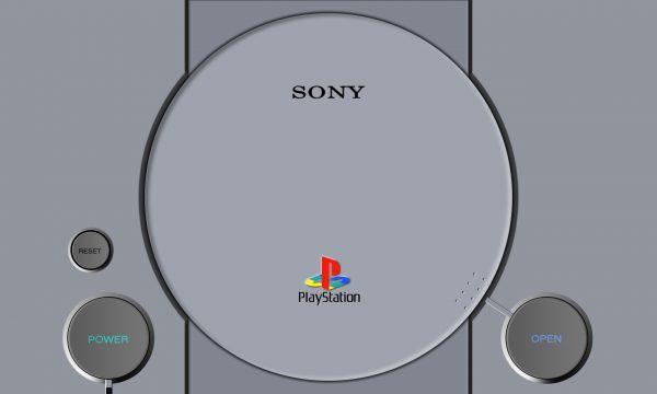 PLAYSTATION – Sony – (1995)