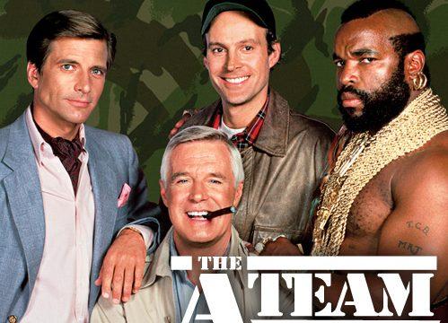 A-TEAM – Serie TV – (1984)