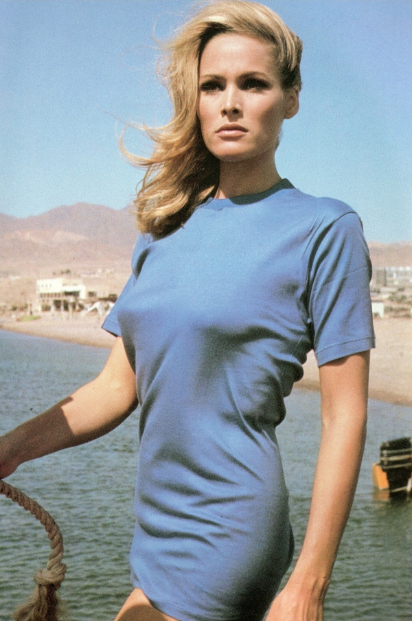 ursula andress today