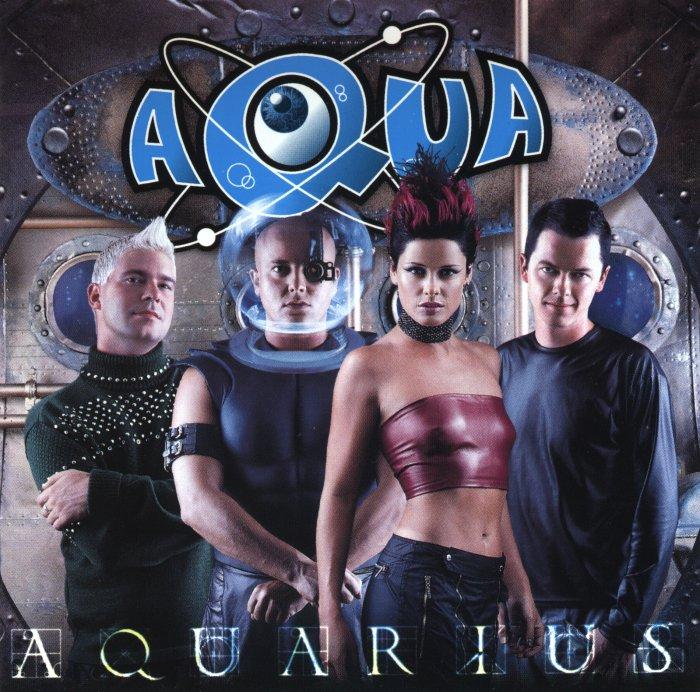 aqua aquarius barbie girl copertina