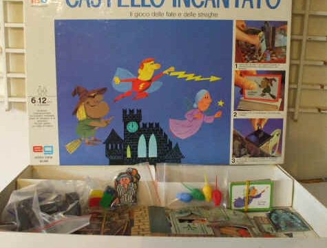 CASTELLO INCANTATO – (Dal 1972)