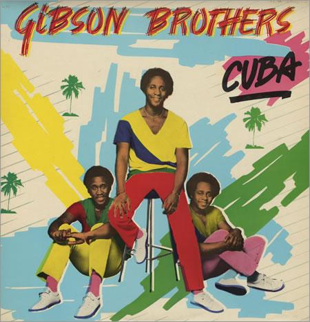 gibson brothers cuba copertina 1979