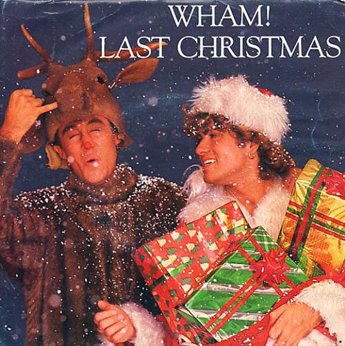 last christmas wham copertina