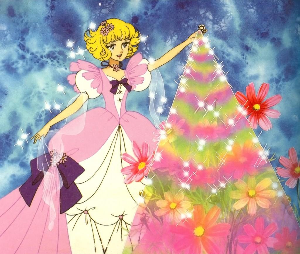 Anime lulù l'angelo tra i fiori