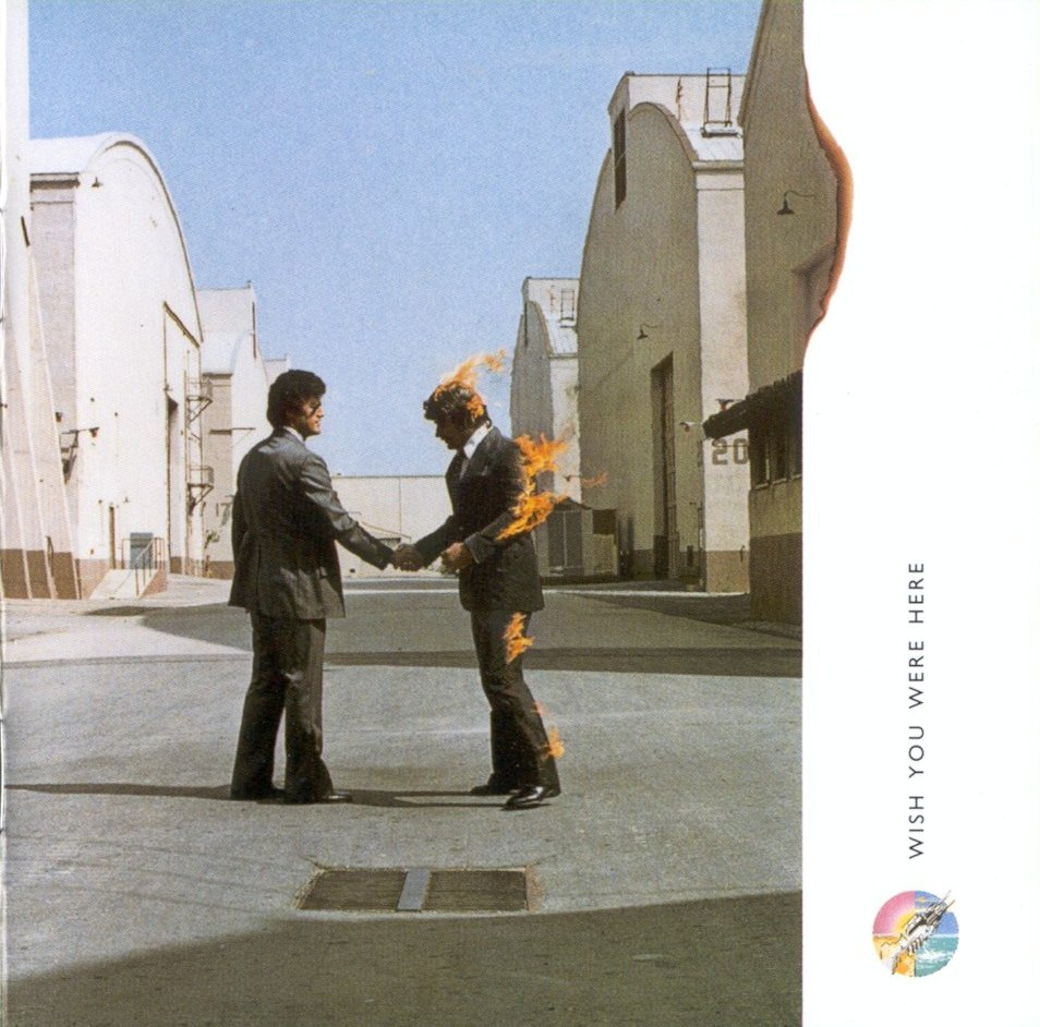 SHINE ON YOU CRAZY DIAMOND - Pink Floyd wish you were here