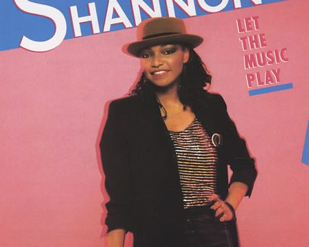 LET THE MUSIC PLAY – Shannon + Cover Jodin Sparks – (1983/2009)