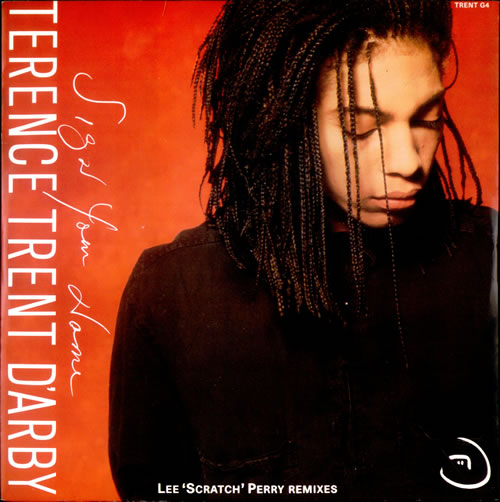terence trent d'arby sign your name copertina