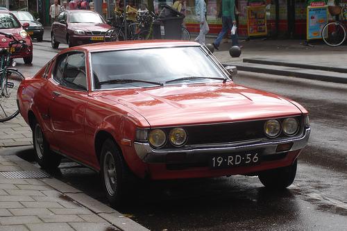 Toyota Celica anni 70