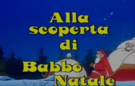 Auguri Di Natale Wikipedia.Alla Scoperta Di Babbo Natale 1986 Cartoni Anni 80