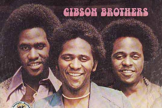 CUBA / COME TO AMERICA – The Gibson Brothers – (Anni 70)