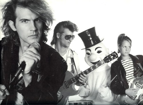 safety dance men without hats