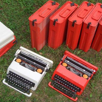 olivetti valentine macchina scrivere