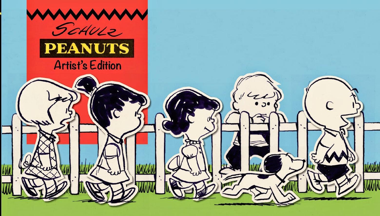 peanuts_storia