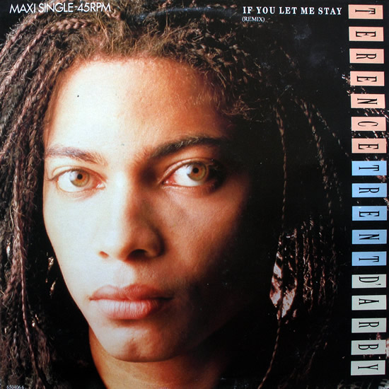 terence trent d'arby if you let me stay copertina sign your name