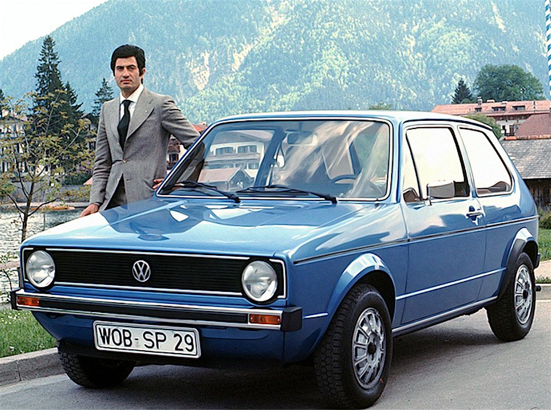 volkswagen golf 1 serie e gti anni 80 auto epoca. Black Bedroom Furniture Sets. Home Design Ideas