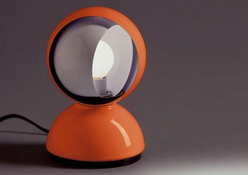 ARTEMIDE – Il design della luce – (Dagli anni 60)