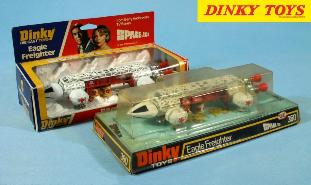Dinky Toys spazio 1999 Cosmos