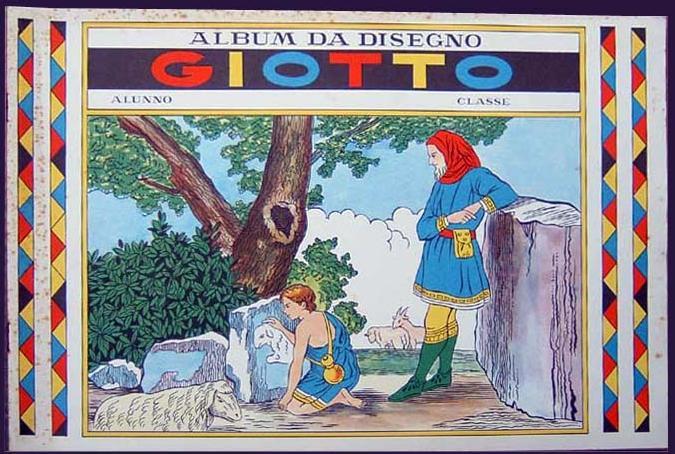 Fila Giotto album