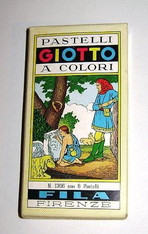 Fila Giotto matite