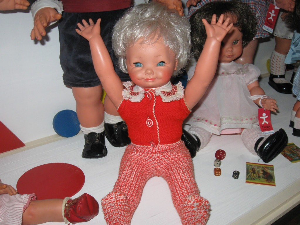 bambola capriolina