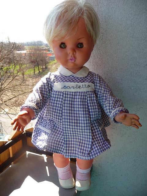 bambole furga carletto anni 60