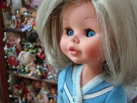 FURGA le più belle bambole del mondo – (Dal 1922)