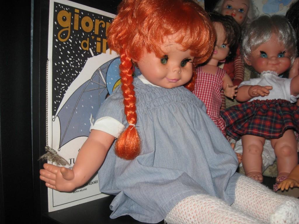 bambola teresa giocattoli vintage