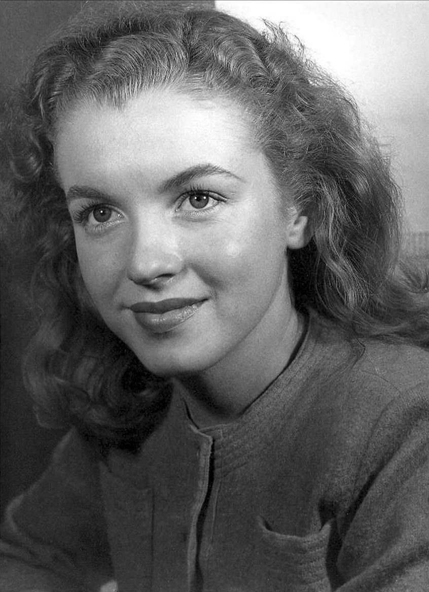 Marylin Monroe giovane