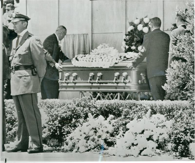 Funerale di Marilyn Monroe