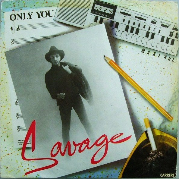 savage only you copertina