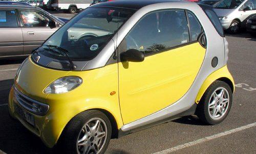 Storia dell'auto: SMART – (dal 1996)